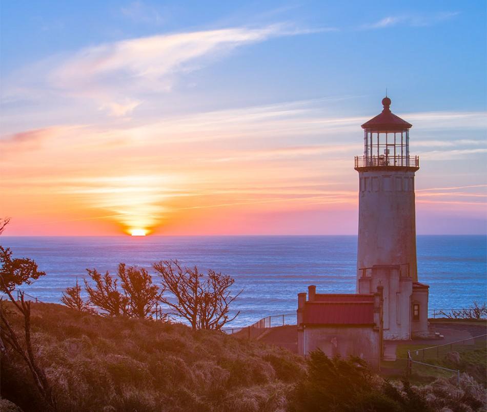 North Head Lighthouse © Richard Dawson